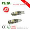 Easy install 3156 led auto lamp 12V 3157 15w led third brake lamp BAU15S PY21W 6-80W 9-30V IP67 CE ROHS