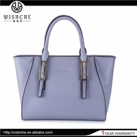 Wishche Quality Guaranteed Vintage Designer Tote Handbag European Shoulder Bag for Women Handbag Wholesale Distributor W059