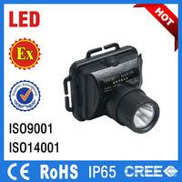 led portable light adjustable headlight explosion proof headlamp