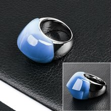 New Fashion Stainless Steel 2012 Ring Gemstone(DR10121)