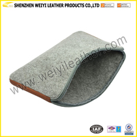 Factory New High Quality Fashion Cheap Felt Material Pouch For Ipad