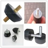 rubber metal shock absorber buffer for car