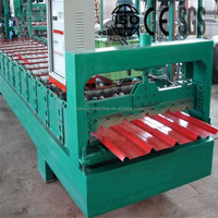 roofing panel roll foming machine ,equipments for corrugated metal sheet