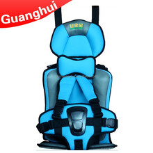 Hot Sale ,Good Quality Car Safety Booster Seat 5 Colors for 5-12years kids Multi-function Car Cushion