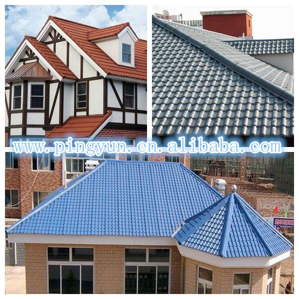 Pvc mat riau mat riaux de construction tuiles de maison pour atelier tuiles d - Materiaux de construction de maison ...