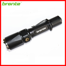 Bronte RC25 V2 Hot selling USB rechargeable gun mount hunting light with tactical kit