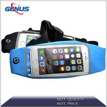Promotional gifts Sports Belt Bag Smart Phone Cell Phone Running Belt waist Pouch Bag