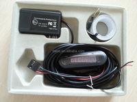 auto electromagnetic parking sensor no holes need,easy install,,parking radar,Bumper guard back-up parking sensor