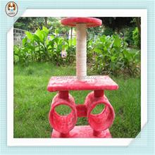 40*24*64cm Plush Cat Products Pet Products Pet Toy for Cat Pet Tree Cat tree Wholesale
