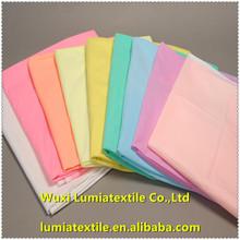 Night Luminous Glow in the Dark Fabric Polyester Plush Fabric