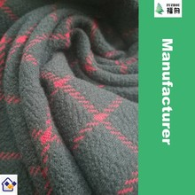 High-end fashion Polyester Spandex Knitted Jacquard Fabric