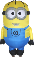 inflatable adult minions mascot costume rental-828303