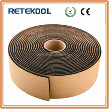 Rubber foam self adhesive tape 3mm thickness