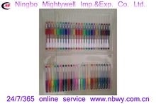 50pcs Colorful Gel Pen Set