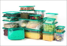 Transparent Spaces Disposable Microwave Lunch Box With Lids