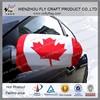 Custom car mirror cover for advertising