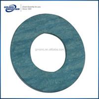 Zhejiang cixi manufacturer metal oval ring jis non asbestos vortex gasket