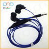 100% original big manufacturer of skull and round cable MP3 earphone with CE and RoHS
