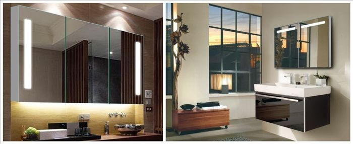 저렴한 CE sandblasting T5 빛 형광등 벽 거울-욕실 세상만사 -상품 ID ...