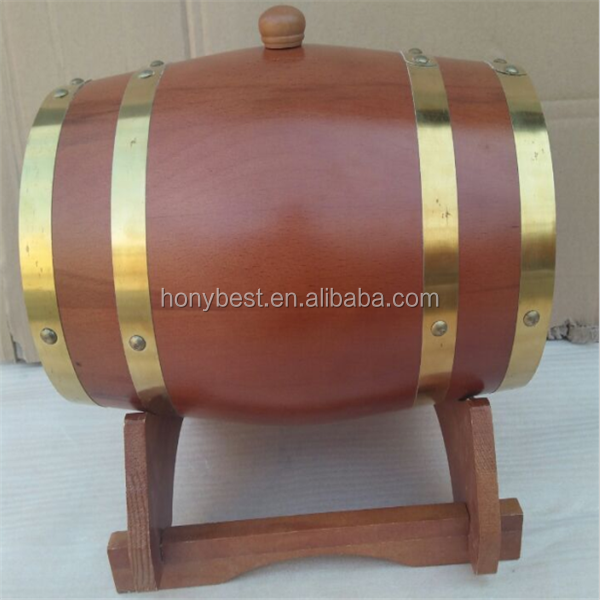 High Quality Wholesale FSC Custom Wooden Wine Barrels with Factory Price HY1167-4.png