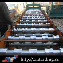 roof sheet roof tile c/ channel metal sheet cold forming machine