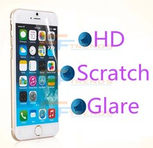 HD for iphone 6 front screen glass cover for iphone 6 HD Glass Shield for iphone 6 screen protector for iphone 6 glass shield HD
