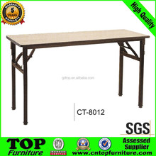 Wooden Banquet Round Table Supplier
