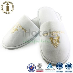 Personalized Closed Toe Bedroom Slippers