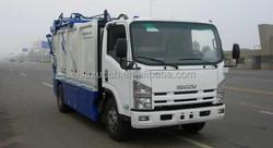 700P ISUZU Rear-Loading Compressed Garbage Truck