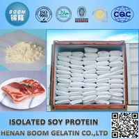 Soy Flour Isolate 90G in Sausage
