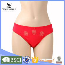 Made in China Magnificently Red Lovely Girl Sexy Mature Women Panties Slimming Underwear Women Sexy Panty Models