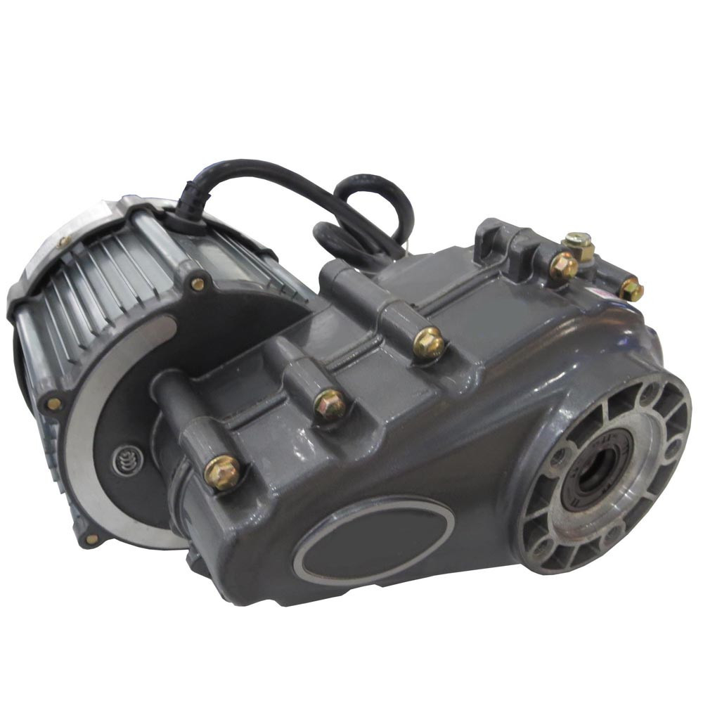 brushless dc electric motor 48v 40kw for electric tricycle