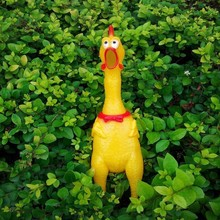 2015 The most popular vinyl toys,chicken toys,plastic squeeze toy