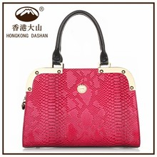 2015 new fashion exported china classic style handbag for lady
