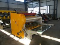 hebei packaging machine corrugated cardboard paper carton box Single cutter machine for china manufacturing