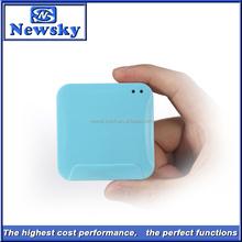 1800mAH portable mini 3g gsm wifi router with rj45