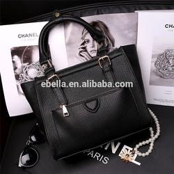 Alibaba top 10 products 2014 the most popular handbag leather handbag tote bag blank for sale