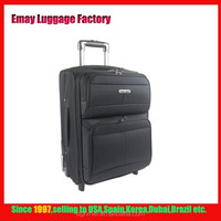 New Design Carry-on EVA 1680D Polyester Trolley Luggage