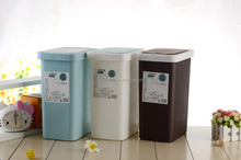 High quality waste bin, PP plastic Eco-friendly dustbin, garbage container , trash can