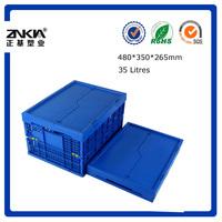 PP Plastic Type food transportation crate