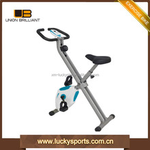XB3312 Exerpeutic Folding Magnetic Upright Bike with Pulse