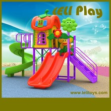 LL-O03 High Quality Preschool Outdoor Playground Equipment