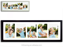 5 pictures pvc photo picture frame for family