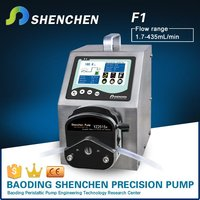 Drug dispense pump with food and drug grade silicone tube