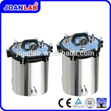 fabricante de autoclave vertical de esterilización a vapor de alta presión para laboratorio marca JOAN