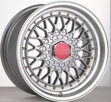 BBS style alloy wheels