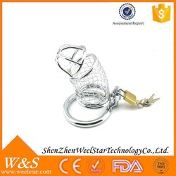 Sex toy adult product, sex product for men penis strong medicine, Net-shape chastity lock.