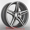 High quality alloy wheels for cars 15' 16' 17' 18' high performance replica alloy wheels