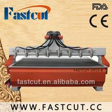 factory price on sale musical instrument industry spindle rotary axis vacuum table woodworking cnc routing machine 2413-8