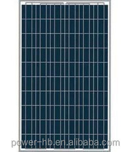 poly Solar panel with competitive price/2015 hot sale 200w solar panel /200Watt solar panel/low price